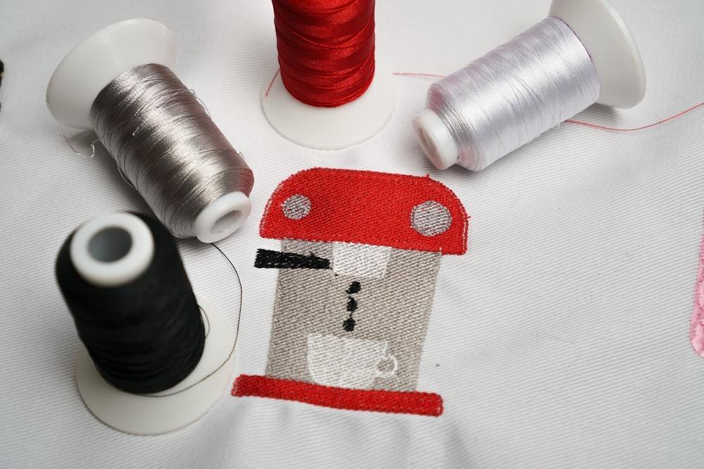 - makema stickdatei embroidery coffee maker 14 - Kaffeemaschine