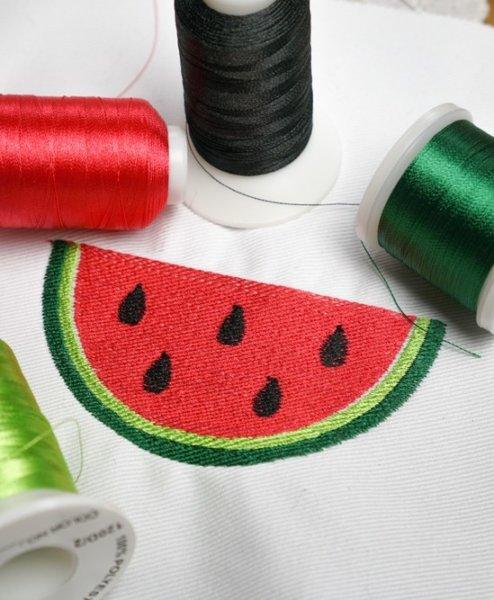 - makema stickdatei embroidery melone 10 494x600 - Melone