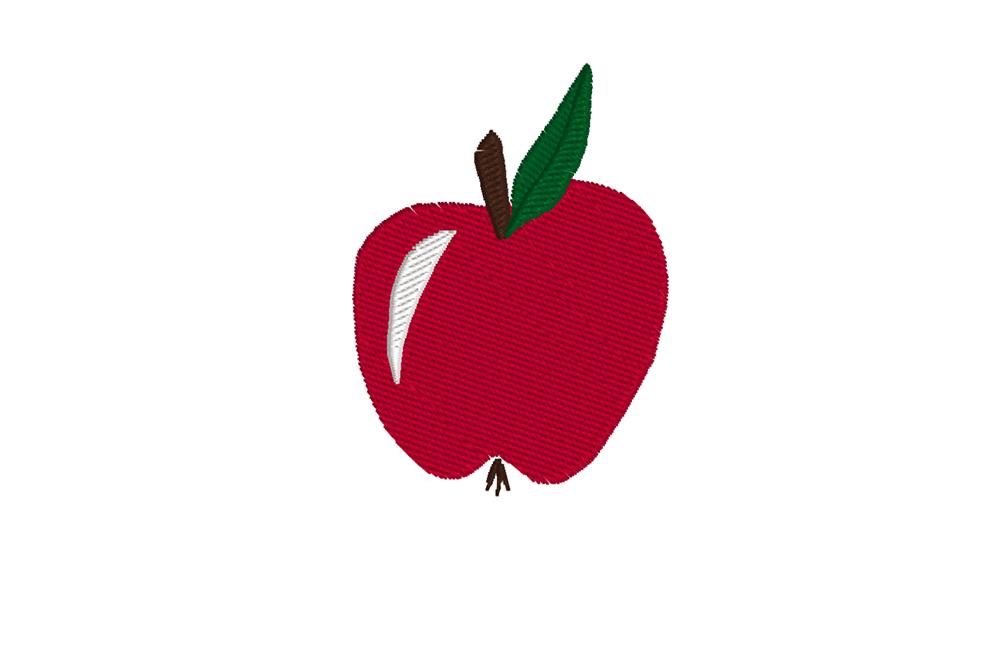 apfel - apple 1 - Apfel