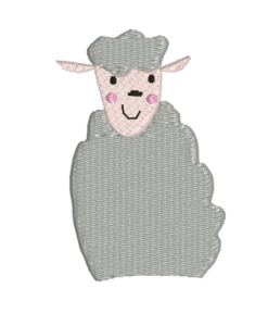 auge - sheep 247x300 - Schaf