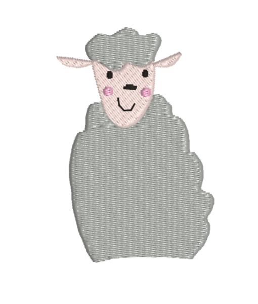 auge - sheep 510x600 - Schaf