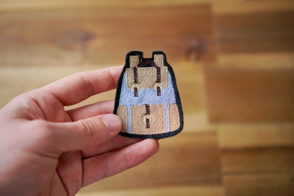 - 2017 04 11 embroidery design makema backpack 13 - Rucksack