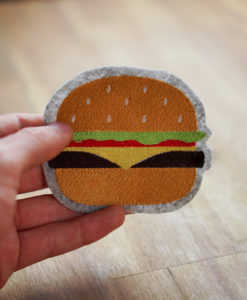 - 2017 04 11 embroidery design makema hamburger 07 247x300 - Hamburger