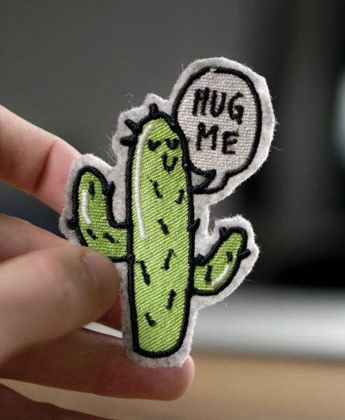 machine embroidery-design-cactus