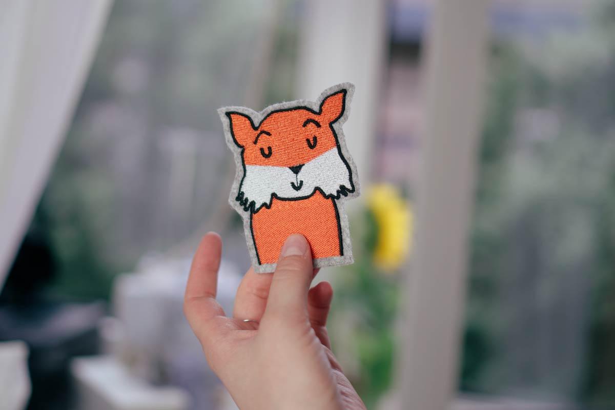 download fox embroidery design