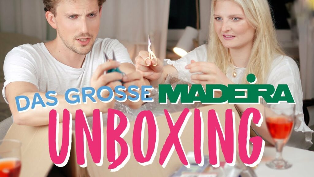 Madeira Garne: Madeira unboxing Madeira unboxing - makema madeira garne unboxing 1024x576 - Das große Madeira Unboxing