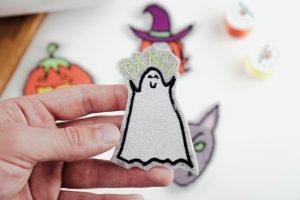 halloween stickdateie