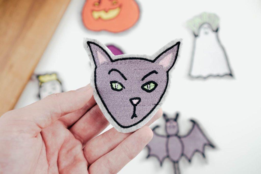 Stickdateien Halloween herunterladen auf Makema.de