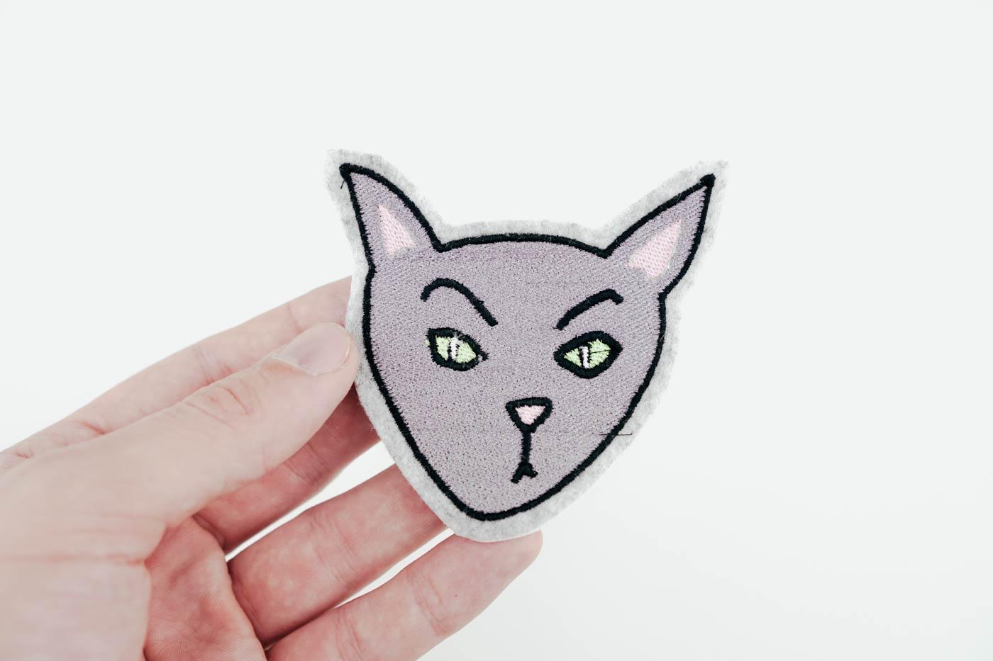 Halloween Katze als Stickdatei herunterladen halloween katze - 2017 09 stickdatei embroidery design halloween 01 00020 - Halloween Katze