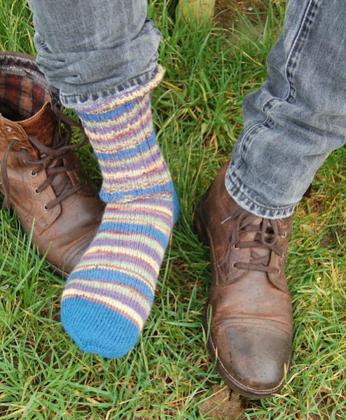 socken stricken Socken »WARM & COLORFUL« Socken stricken 17 494x600