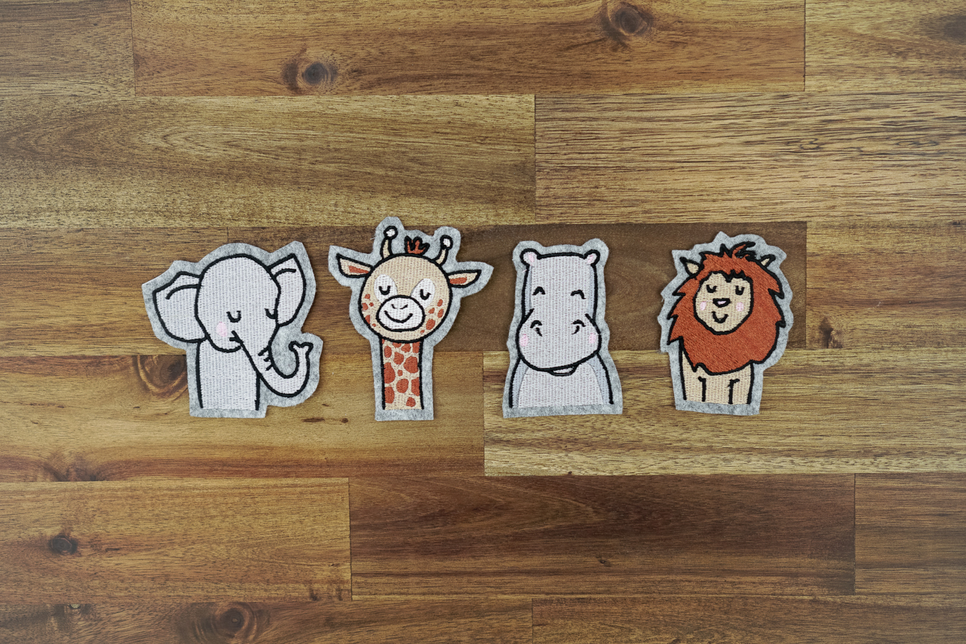 stickdateien tiere »Stickdateien Tiere« gewinnen machine embroidery design animal friends