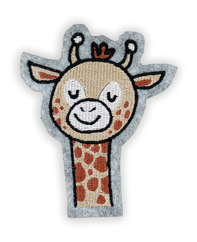 animal embroidery designs Win »Animal Embroidery Designs« stickdatei giraffe 2