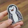 Stickdatei Pinguin