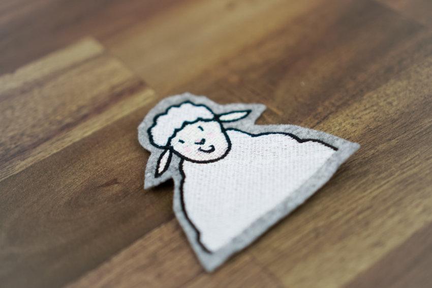 Stickdatei Schaf im Shop
