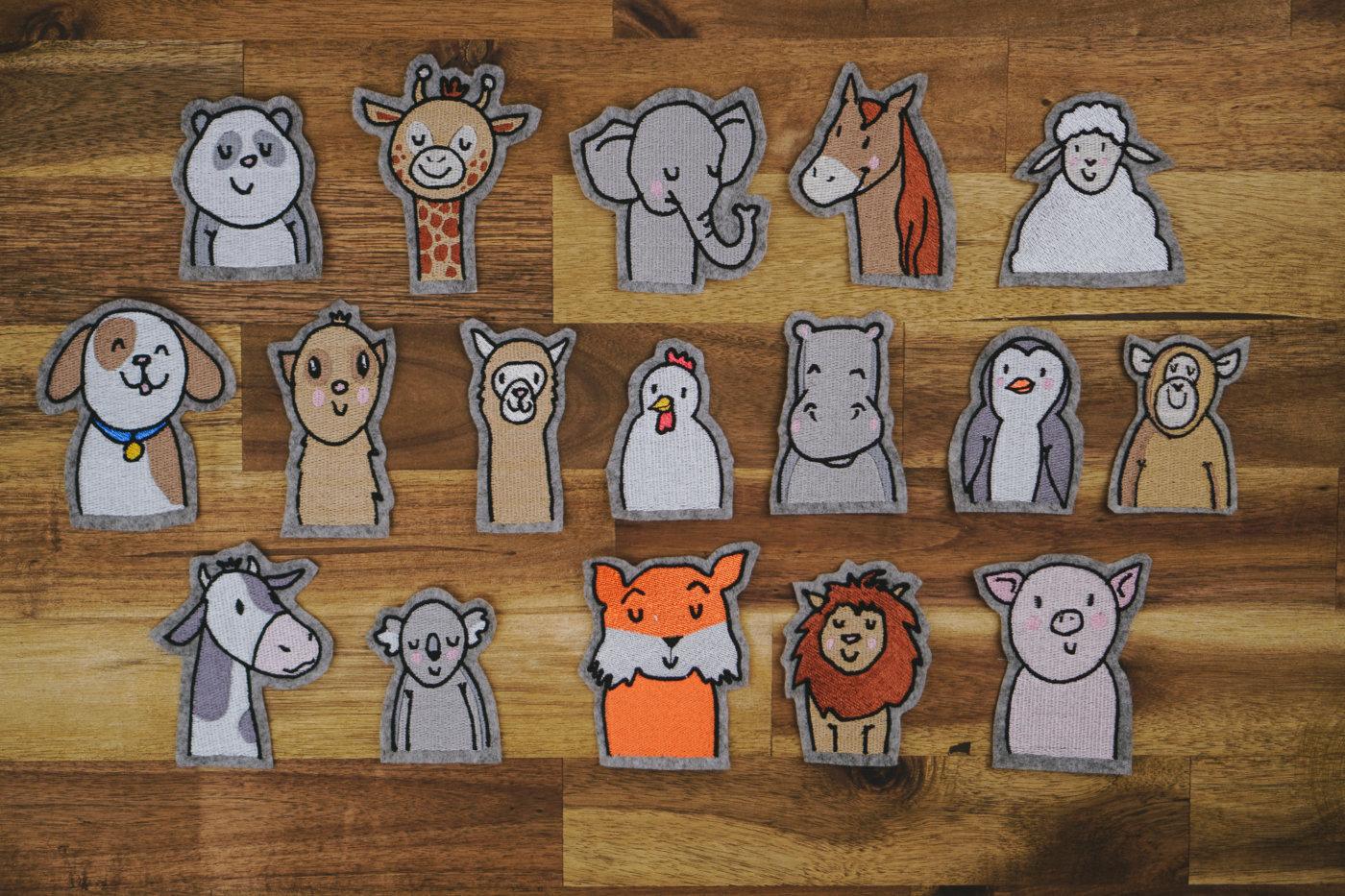 kostenlose Stickdateien Tiere (Umfangreiches SET) stickdateien tiere 🐽 17x Stickdateien Tiere + BONUS Stickdatei GRATIS 🌟 stickdatei tiere 01 1400x933