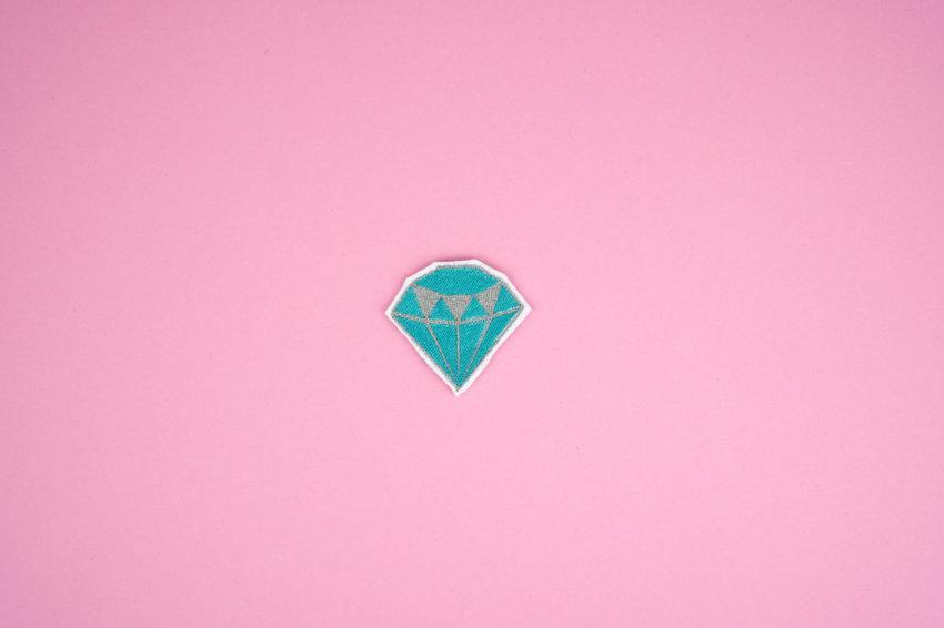 Stickdatei Diamant