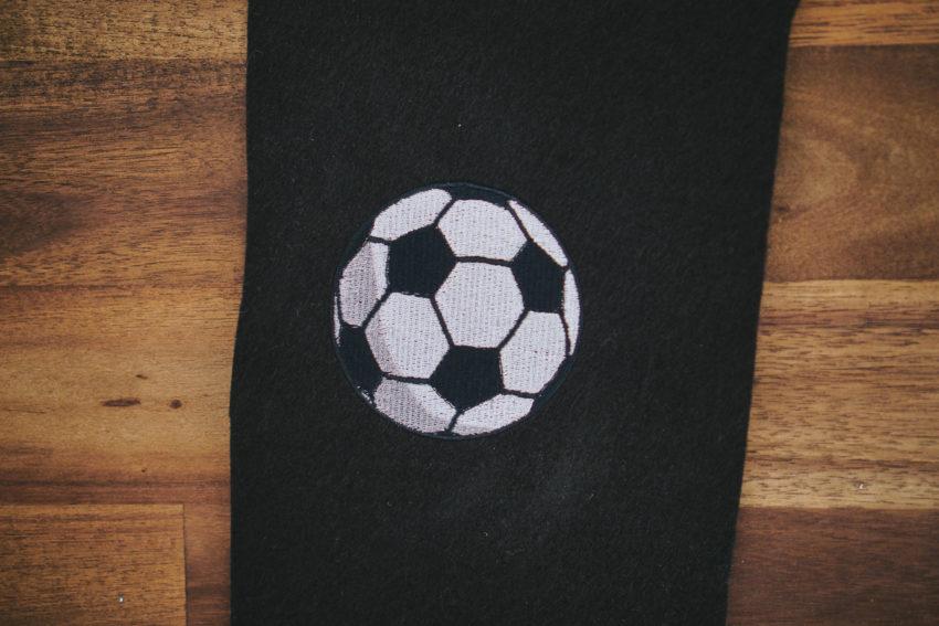 Stickdatei Fußball