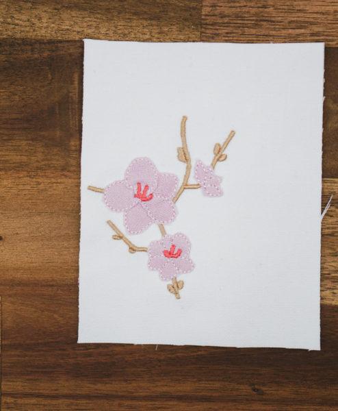 Stickdatei Kirschblüten stickdatei kirschblüte Kirschblüte 🌸 stickdatei kirschbl  te 01 494x600