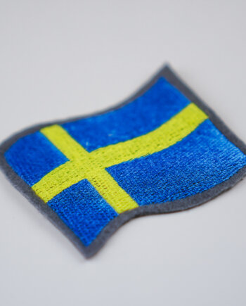 Stickdatei Flagge Schweden