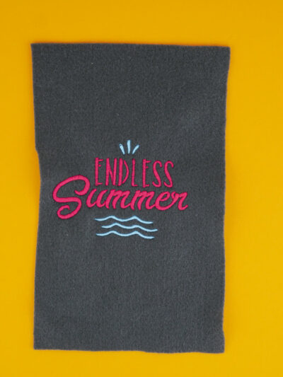 Stickdatei »Endless Summer« herunterladen