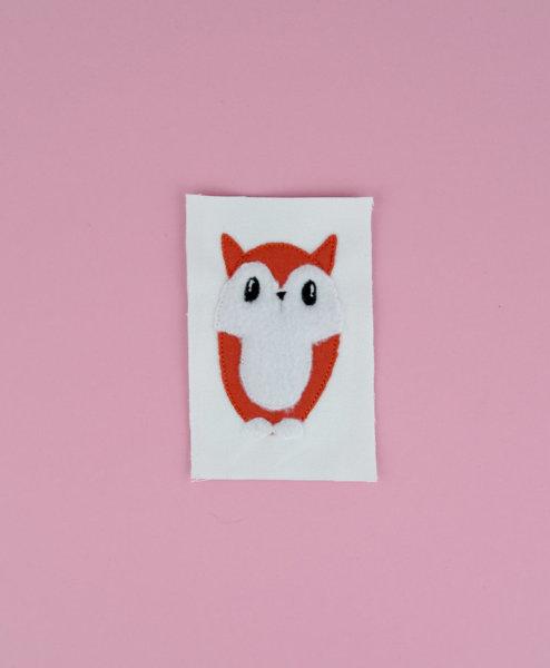 Stickdatei Fuchs »Foxy« Fluffie sternschnuppen 2018 »Foxy« 🦊 by #FLUFFIE & FANS stickdatei fluffie eule 02 494x600