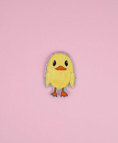Machine embroidery design chick »Quack« #FLUFFIE & FANS [object object] »Quack« 🐥 by #FLUFFIE & FANS stickdatei fluffie kueken 01 494x600