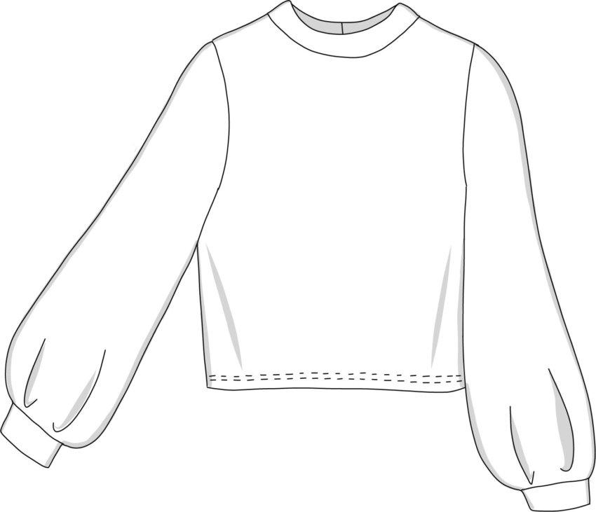 Technische Zeichnung »ALAMOSA«