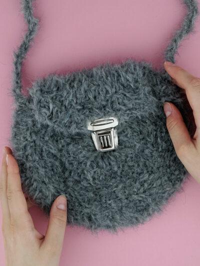 Strickanleitung Handtasche »WINTER PARK« aus der Kollektion »COLORADO«