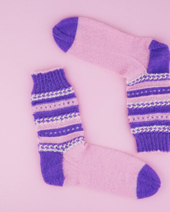 Anleitung Socken stricken »ANESASOCKS«