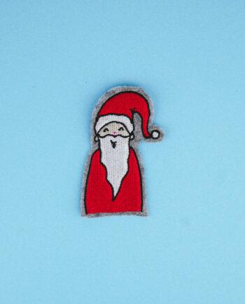 Stickdateien Weihnachtsmann
