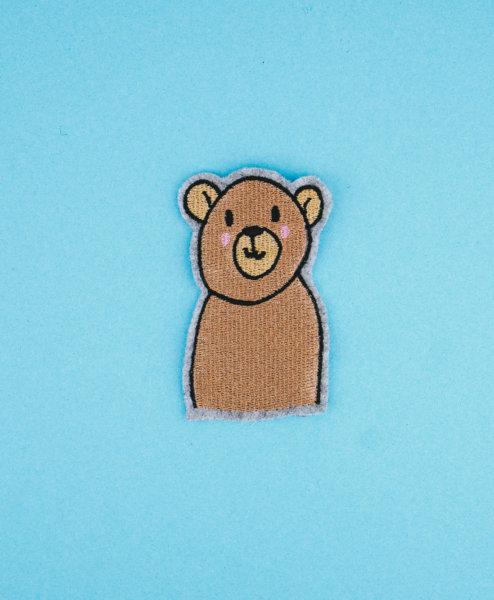 Stickdatei Bär (Anwendungsbeispiel) stickdatei bär Bär 🐻 stickdatei baer teddybear 01 494x600