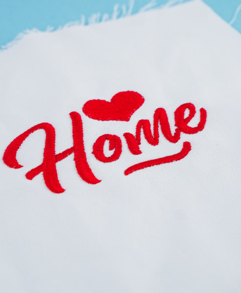 Stickdatei Home (Anwendungsbeispiel) stickdatei home Schriftzug »Home« ❤️ stickdatei home 02 494x600 applikation sticken mit der stickmaschine Applikation sticken mit der Stickmaschine stickdatei home 02 494x600