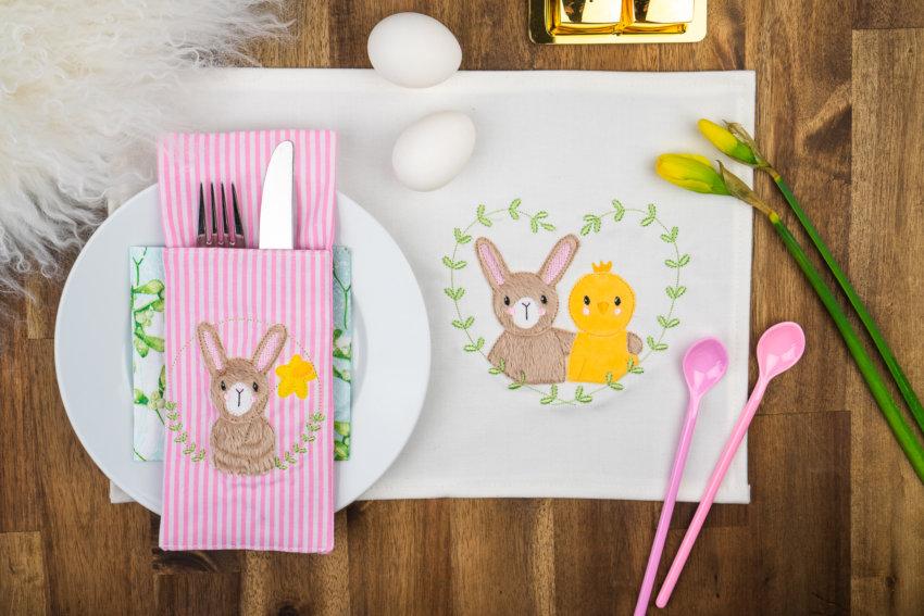 Stickdateien Ostern