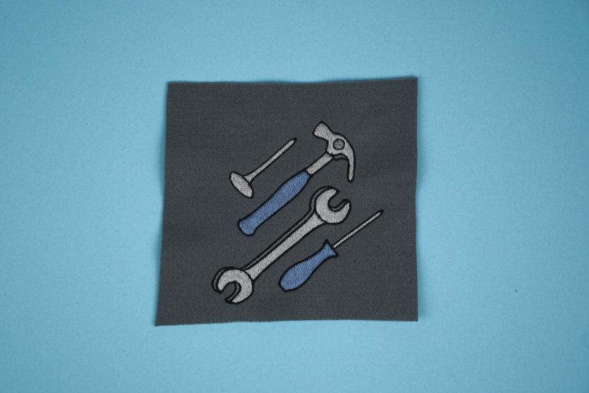 Stickdateien Werkzeug