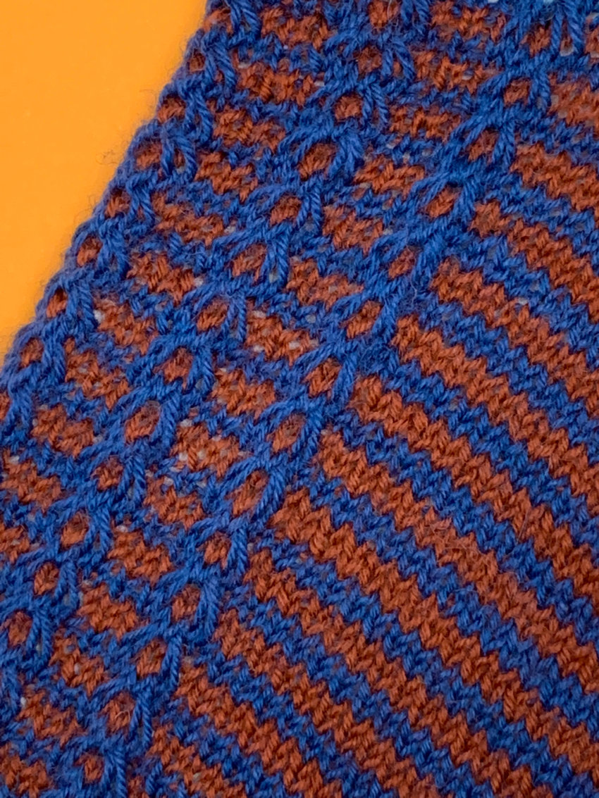 Anleitung Socken stricken »HELGE«