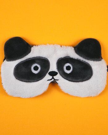 Stickdatei Schlafmaske Panda
