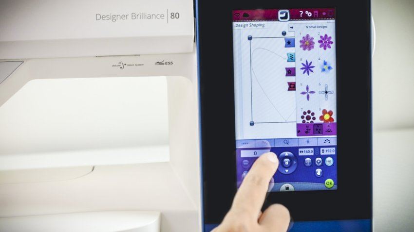 DESIGNER BRILLIANCE 80 Screen – Design Shaping