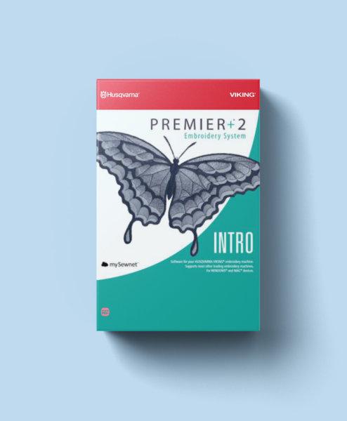 Sticksoftware Premier+™ 2 »Intro« für deinen PC oder Mac