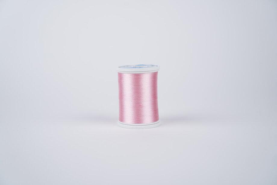 Stickgarn Viskose Sulky Rayon rosa