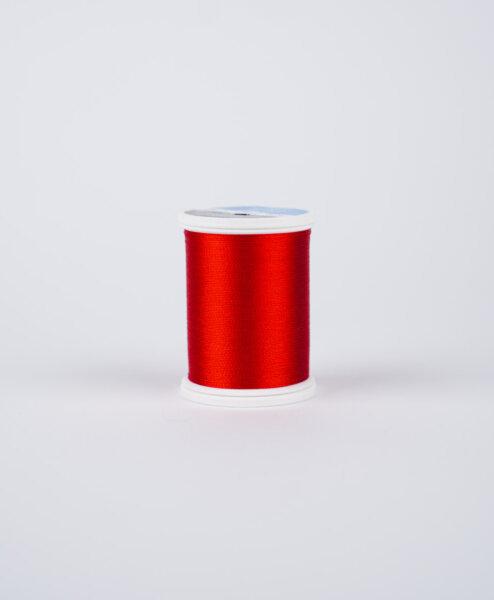 Stickgarn Viskose Sulky Rayon rot