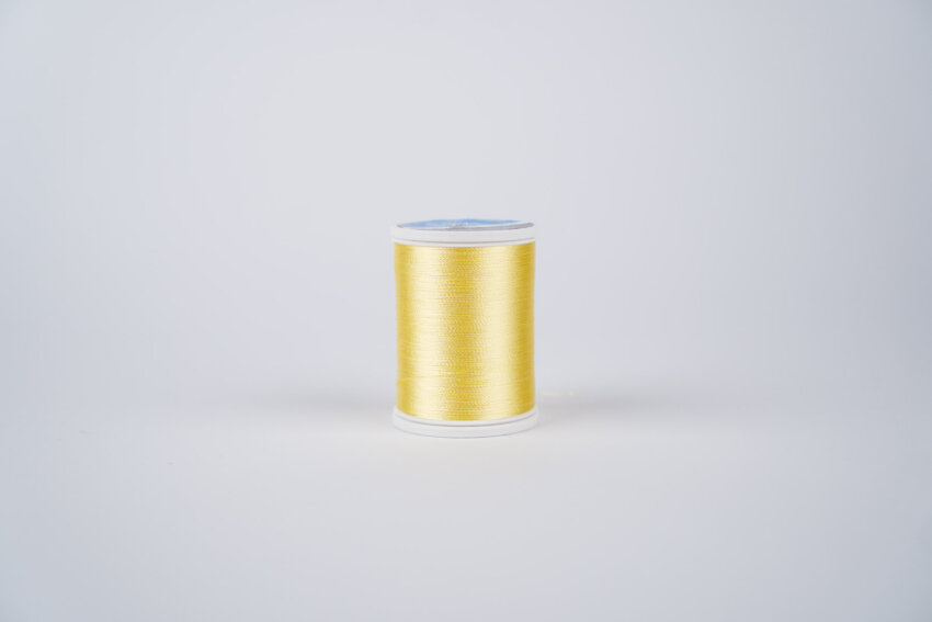 Stickgarn Viskose Sulky Rayon gelb Zitrone