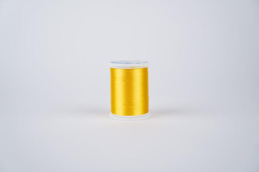 Stickgarn Viskose Sulky Rayon gelb