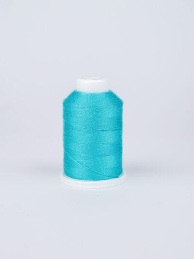 Stickgarn Filaine in Petrol / Blau