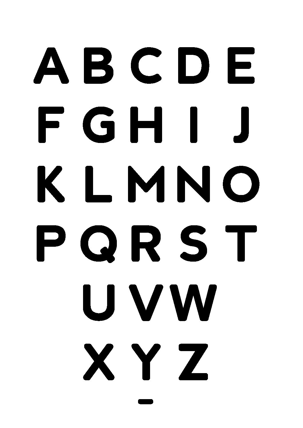 stickdatei alphabet filaine